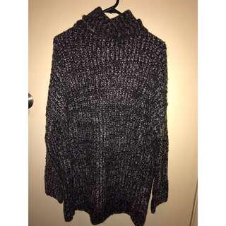 Supre Cosy Roll Neck Sweater - Size L/XL