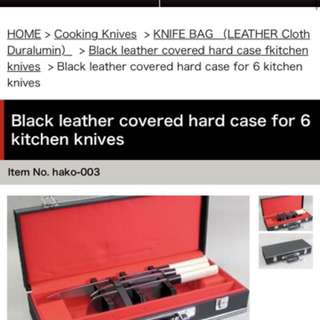 Buying This Knife Case