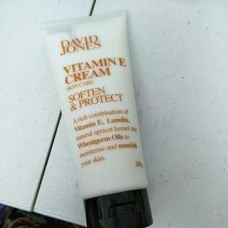 David Jones Skin Cream