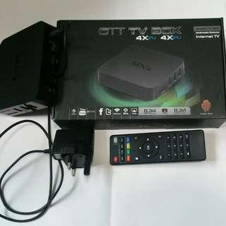 OTT Tv Box