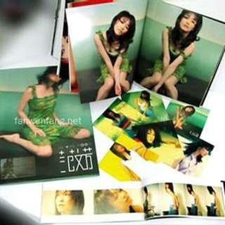 Fann Wong 范文芳 IN + HE MOOD 写真集 Photo Album