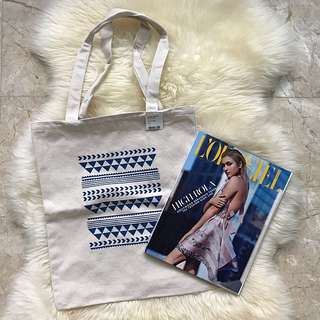 Brand New With Tag Tote From Japan
