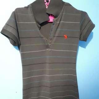 Abercrombie Polo Dress