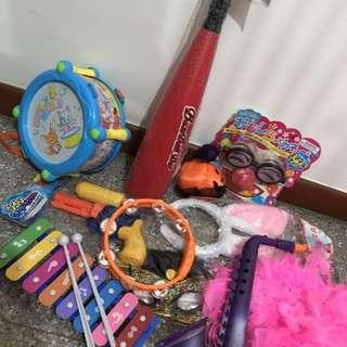 Party Toys Set