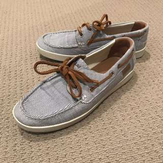 Lacoste Boat Shoes