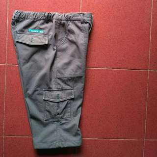 Celana Pendek Softshell Puso Vintage