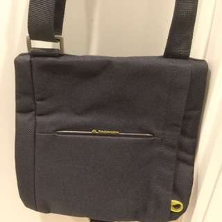 Grey Samsonite Travel Sling Bag