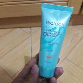 Wardah BB cream Natural (PRELOVED)