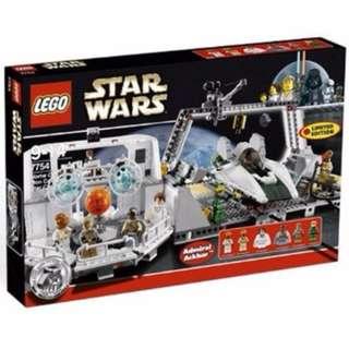 LEGO 7754 Starwars Home One Mon Calamari Star Cruiser - released in year 2009