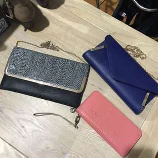 Handbags And Wallet