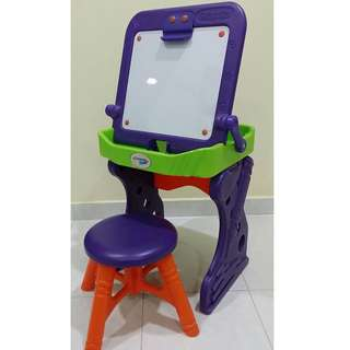 Crayola Easel with Stool