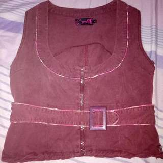 lee pipes vest