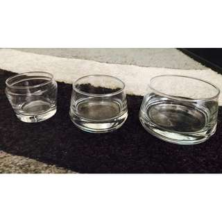 a set of cups