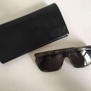 Saint Laurent Rectangular Sunglasses (YSL)