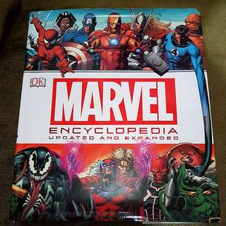 MARVEL ENCYCLOPEDIA (Updated and Expanded)
