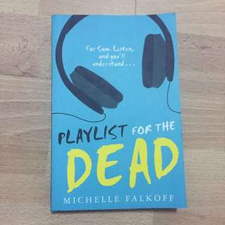 Playlist For The Dead: Michelle Falkoff