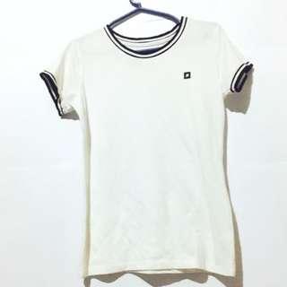 White Penshoppe T-shirt