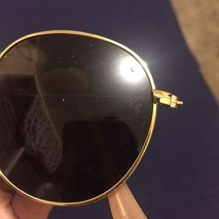 Authentic Rayban in Diamond G-15 Lens P5999 Imported from Qatar