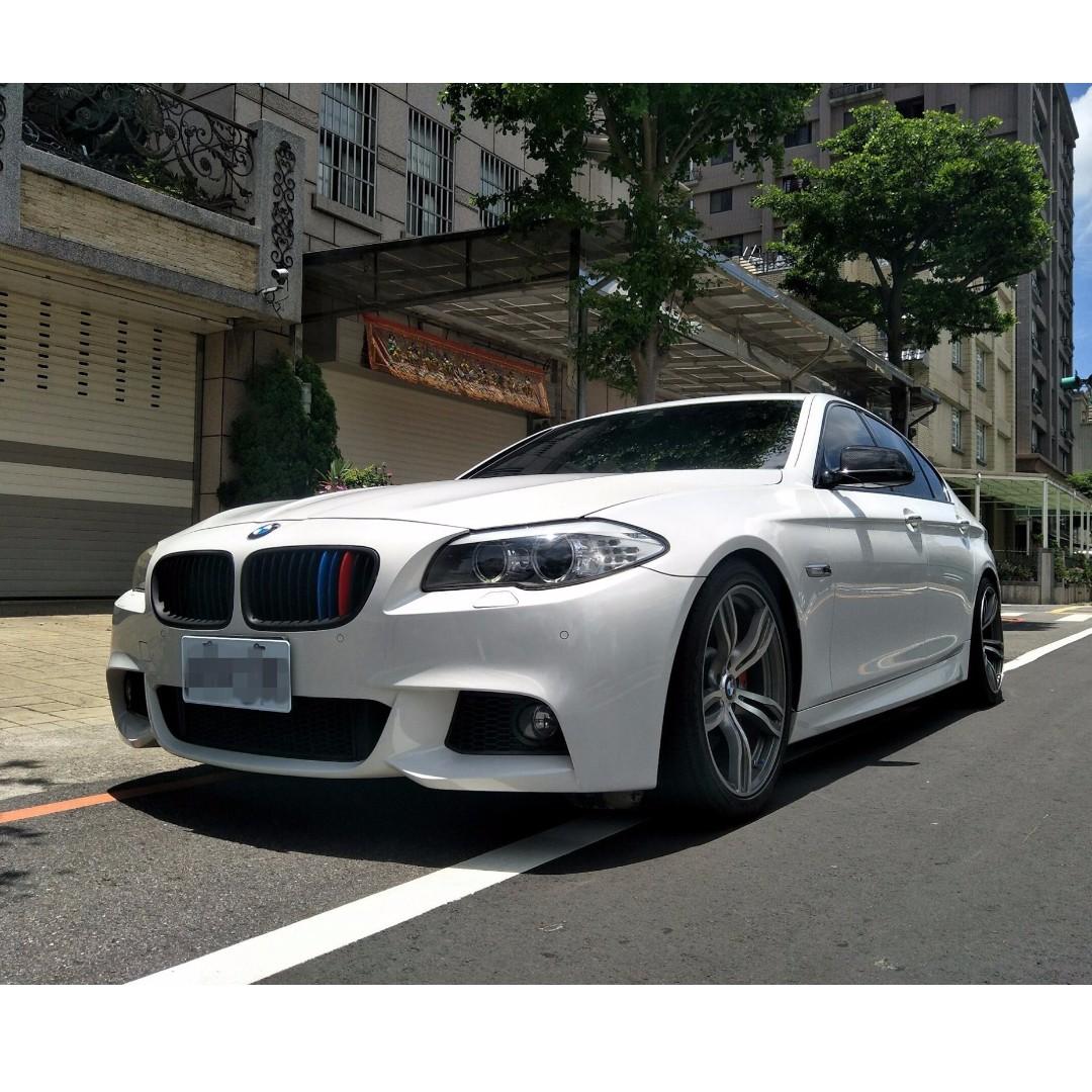 2013年 BMW 535 白色