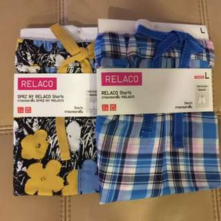 UNIQLO Relaco Shorts