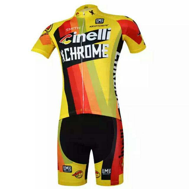 2017 Cinelli Cycling Kit 602faf8ac