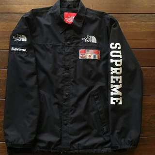 North Face Expedition Coaches Jacket