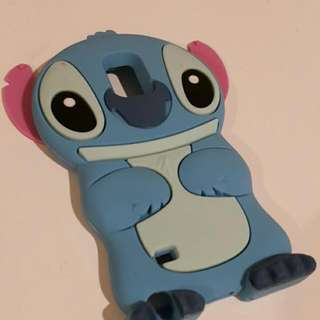 Stitch Silicone Phone Case for Samsung Galaxy Note 4