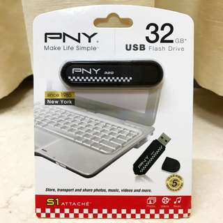 PNY 32GB USB Flash Drive