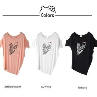 Hello Kitty Top Made In Taiwan