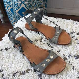 FLANNEL Studded Sandals