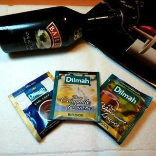 Dilmah Tea (Cheapest In Carousell)