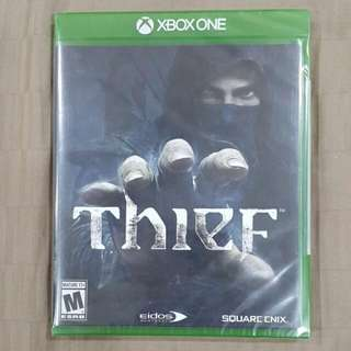 New Xbox One Thief Video Game