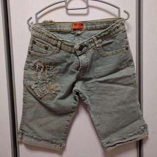Jeans Shorts -1