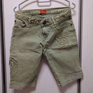 Jeans Shorts -2