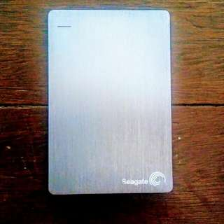 External Hard Drive - Sea Gate 1 TB