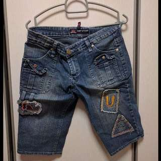 Jeans Shorts -3