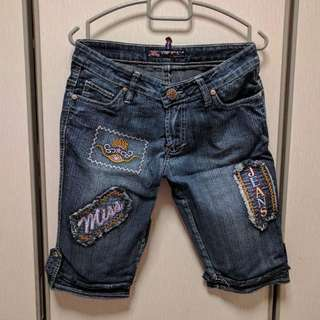 Jeans Shorts -4