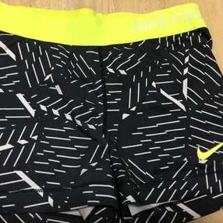 Original Nike Pro Cycling Shorts
