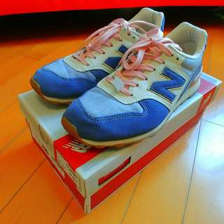 New Balance WR996 AL Legion Blue US6.5