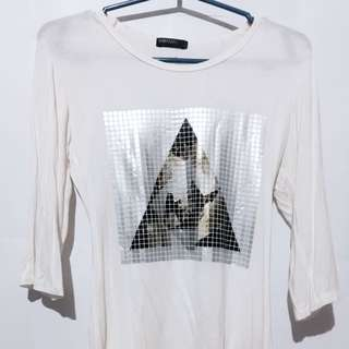 SM Woman Long Sleeved Shirt