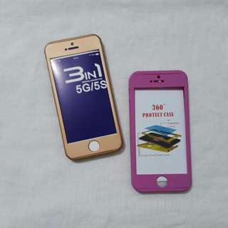 360 Protect Case for iPhone 5 / 5s / SE