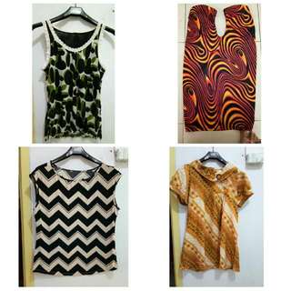 Baju Wanita Preloved Like New Murmer