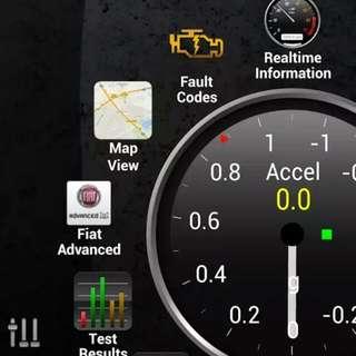 Test Car Diagnostics Full Service RM15 sahaja