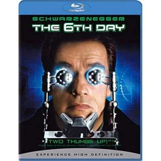 The 6th Day (blu-ray, US, Region A)