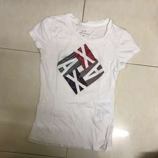 Armani Exchange Ladies Tshirt #FreePostage