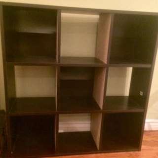 Mylex Cube Unit Bookcase FREE DELIVERY