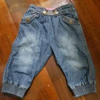 Poney 18-24m Girl Jeans