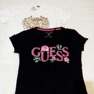 Double Guess Tee (2 pc)