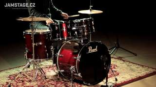 Brand New Pearl Roadshow Drums (Wine Red)