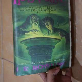 Buku Harry Potter ke-6